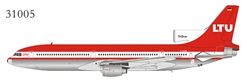 LTU L-1011-1 D-AERN (1:400) by NG Models