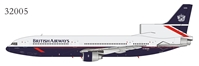 British Airways L-1011-200 G-BGBB landor livery (1:400)