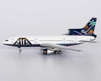 American Trans Air ATA L-1011-500 N161AT 2000s color (1:400)