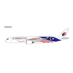 Malaysia Airlines A350-900 9M-MAG Malaysia Negaraku Color Scheme (1:400)