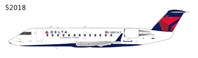 Delta Connection CRJ-200LR N801AY New Colors Operated by Endeavor Air (1:200) by NG Models Item Number: 52018