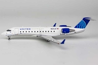 United Express CRJ-200ER N223JS 2019's new livery Operated by SkyWest Airlines (1:200)