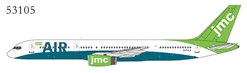 JMC Air 757-200 G-FCLA (1:400) by NG Models