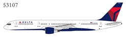Delta Air Lines 757-200 N525US Non winglet, current c/s, 4 doors (1:400) by NG Models
