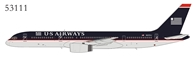"US Airways 757-200 N625VJ ""Snazzy 1997 Darth Vader"" livery (1:400)"