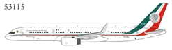 Mexican Air Force 757-200 TP-01 (1:400)