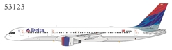 Delta 757-200 N650DL Colors in Motion Livery (1:400)