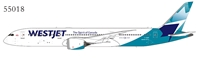 WestJet Airlines 787-9 C-GURP New Colors (1:400)