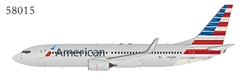 American Airlines 737-800/w N920NN New Colors (1:400) by NG Models