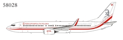 Polish Air Force 737-800/w 0110 (1:400)