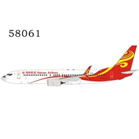Hainan Airlines 737-800/w B-1729 with scimitar winglets; with Air China's nose (1:400)