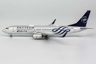 Delta Air Lines 737-800/w N3758Y Skyteam (1:400)
