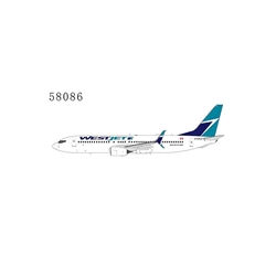 WestJet Airlines 737-800 winglets C-GJLZ with scimitar winglets (1:400)