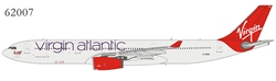Virgin Atlantic Airways A330-300 G-VGEM (1:400)
