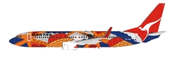 "Qantas 737-800 with Winglets VH-VXB ""Yananyi Dreaming"" (1:400) by NG Models"