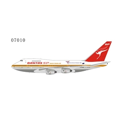 "Qantas 747SP VH-EAB ""Winton""; ""Brisbane Commonwealth Games"" livery (1:400)"