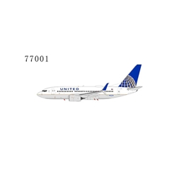 United Airlines 737-700/w N16732 with scimitar winglets (1:400)