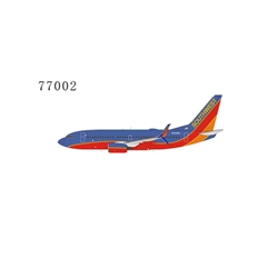 Southwest Airlines 737-700/w N252WN <Canyon Blue livery; with scimitar winglets (1:400)