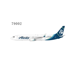 Alaska Airlines 737-900ER/w N434AS with scimitar winglets (1:400)