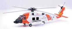 HH-60J Jay Hawk US Coast Guard (1:60), New Ray Diecast Item Number NR25593