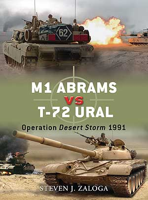 M1 Abrams Vs T-72 Ural, Osprey Publishing Item Number OSPDUE18