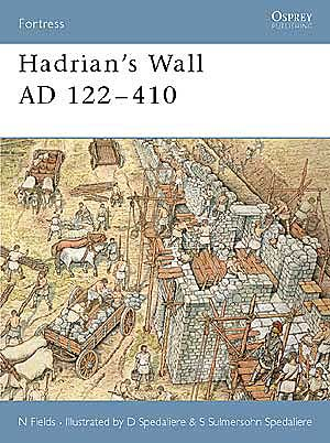 Hadrians Wall  AD 122-410, Osprey Publishing Item Number OSPFOR2