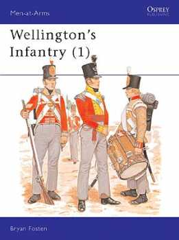 Wellingtons Infantry, (1), Osprey Publishing Item Number OSPMAA114