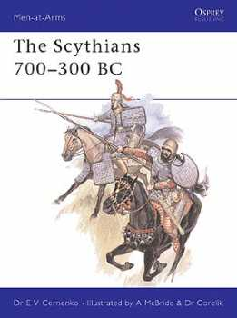 The Scythians 700-300BC, Osprey Publishing Item Number OSPMAA137