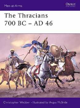 The Thracians 700BC-Dd46, Osprey Publishing Item Number OSPMAA360
