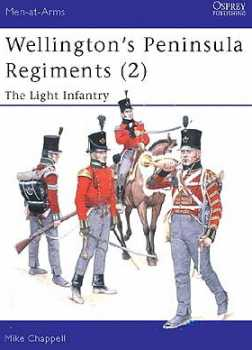 Wellingtons Peninsula Regiments (2), Osprey Publishing Item Number OSPMAA400