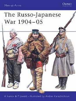 The Russo-Japanese War 1940-05, Osprey Publishing Item Number OSPMAA414