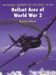Hellcat Aces WW II, Osprey Publishing Item Number OSPACE10