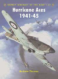 Hurricane Aces 1941-45, Osprey Publishing Item Number OSPACE57
