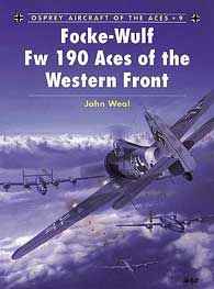 Focke-Wulf Fw 190 Aces of the Western Front, Osprey Publishing Item Number OSPACE9