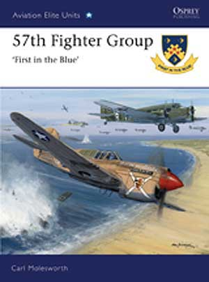 57th Fighter Group - First in the Blue, Osprey Publishing Item Number OSPAEU39