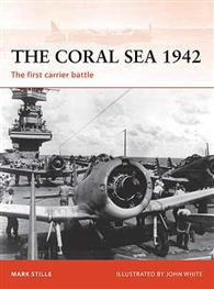 The Coral Sea 1942, Osprey Publishing Item Number OSPCAM214