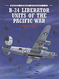B-24 Units Of Pacific War, Osprey Publishing Item Number OSPCOM11
