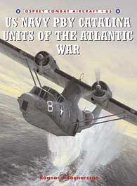 Us Navy Pby Units Of Atlantic, Osprey Publishing Item Number OSPCOM65