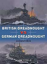 British Dreadnought Vs German, Osprey Publishing Item Number OSPDUE31
