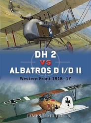 Dh 2 Vs Albatros D I/D II, Osprey Publishing Item Number OSPDUE42