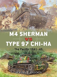 M4 Sherman Vs Type 97 Chi-Ha: The Pacific 1945, Osprey Publishing Item Number OSPDUE43