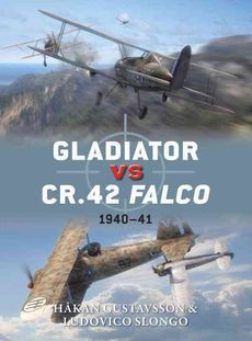 Gladiator Vs CR.42 Falco 40-1, Osprey Publishing Item Number OSPDUE47