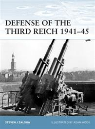 Defense of the Third Reich 1941?45, Osprey Publishing Item Number OSPFOR107