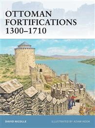 Ottoman Fortifications, Osprey Publishing Item Number OSPFOR95