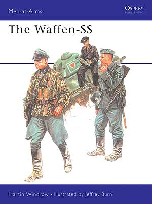 The Waffen-SS, Osprey Publishing Item Number OSPMAA34