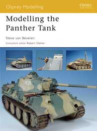 Modelling The Panther Tank, Osprey Publishing Item Number OSPMOD30