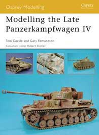 Modelling The Late Panzer Iv, Osprey Publishing Item Number OSPMOD38