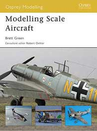 Modelling Scale Aircraft, Osprey Publishing Item Number OSPMOD41