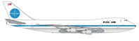 "Pan American Boeing 747-121 N736PA ""Clipper Victor""  (1:200) With Stand, Limited to 280pcs"