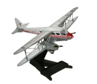 British European Airways, de Havilland DH.89A Dragon Rapide 'G-AFEZ' (1:72), Oxford Diecast 1:72 Scale Models Item Number 72DR001
